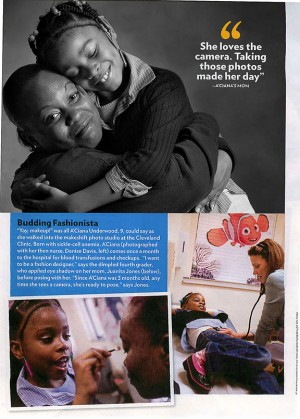 Flashes of Hope in People Magazine -  page 2
