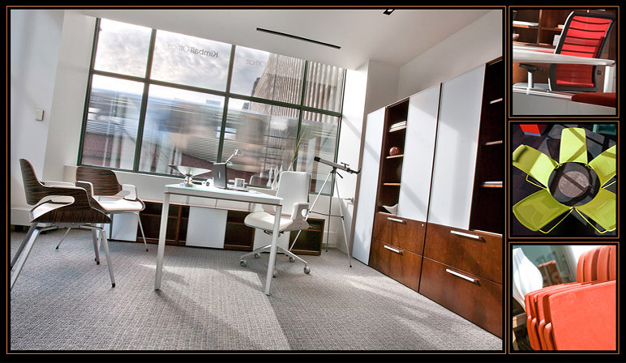 High End German Office Furniture New Campaign Keith Berr