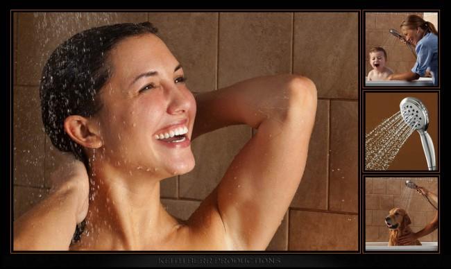Moen Shower Shot