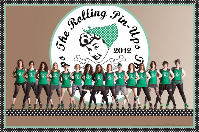 The Rolling Pin Ups